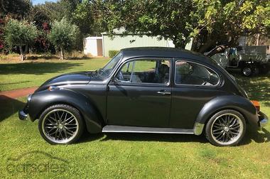 1973 Volkswagen Beetle L 1303 Manual