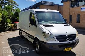 da94099cdc New   Used Mercedes-Benz Sprinter 311CDI cars for sale in Australia ...