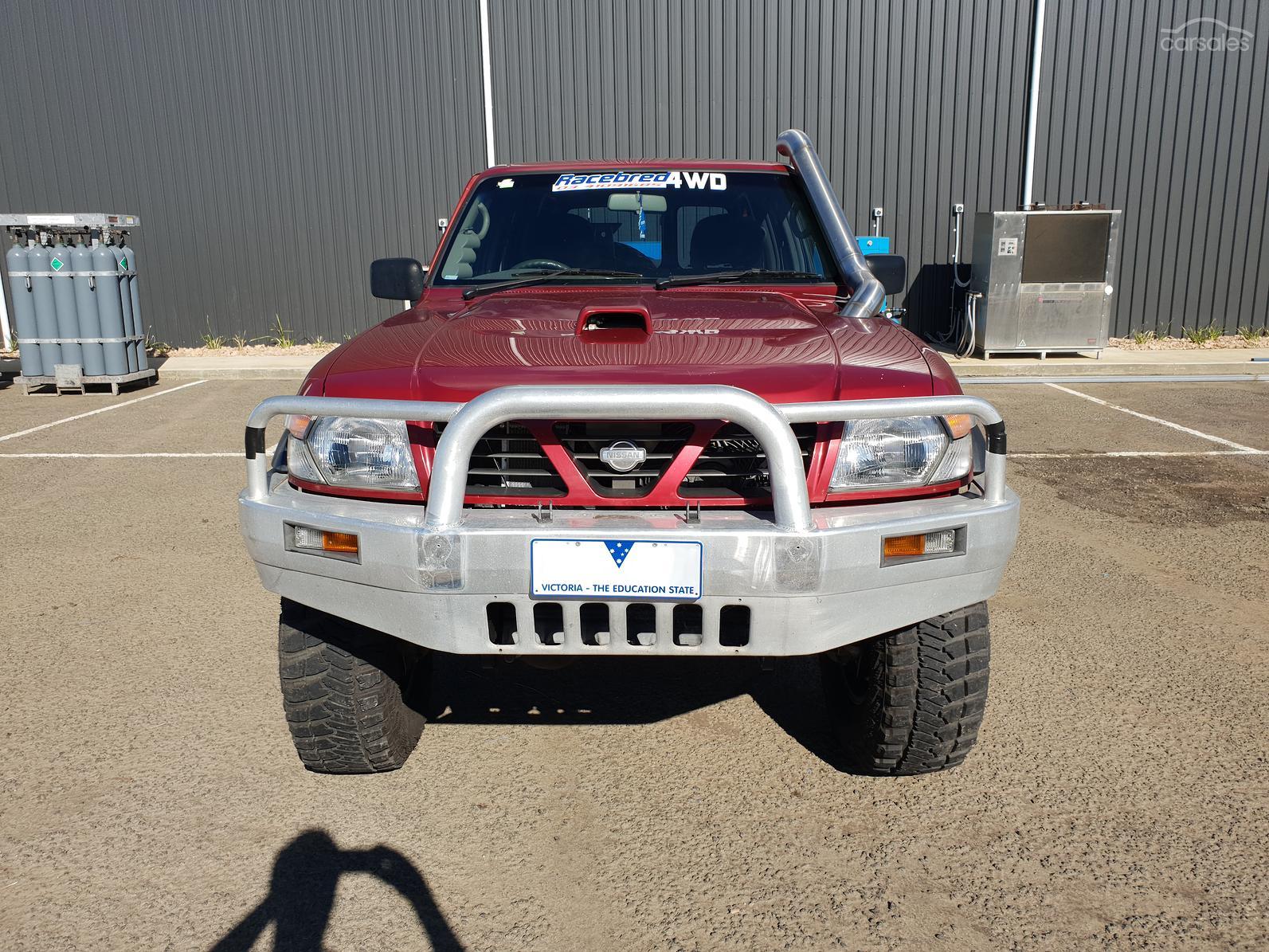 1998 Nissan Patrol DX5 GU Manual 4x4-SSE-AD-6091043