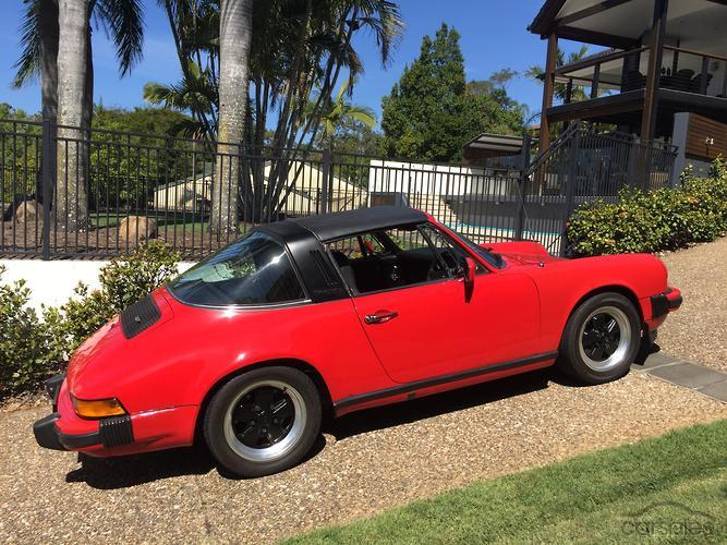 Used porsche 911 for sale australia