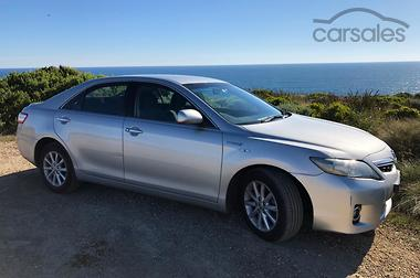 New Used Toyota Camry Hybrid Cars For Sale In Australia Carsales