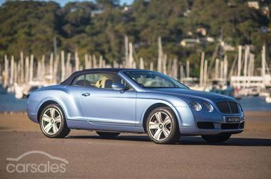 2006 Bentley Continental Gt Auto 4wd
