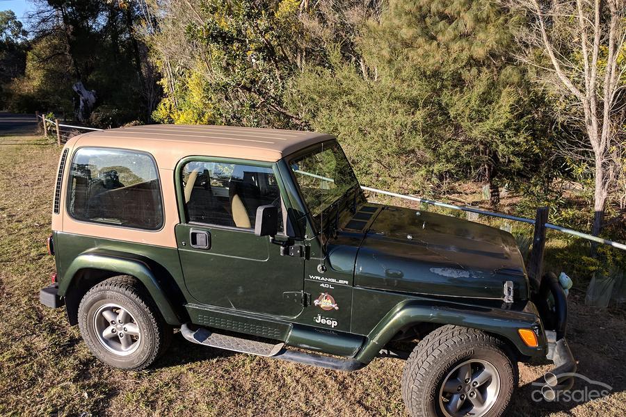 Jeep Wrangler Renegade >> 1997 Jeep Wrangler Renegade Manual 4x4 Sse Ad 5634712 Carsales Com Au