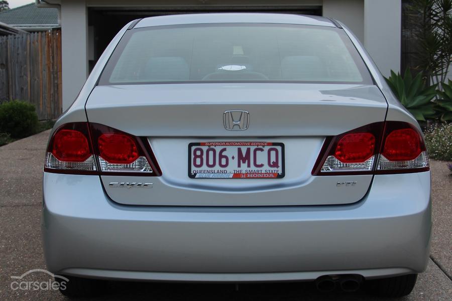 2010 Honda Civic Vti Auto My10 Sse Ad 5707846