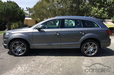 New Used Audi Q Cars For Sale In Sunshine Coast Queensland - Audi q7 for sale
