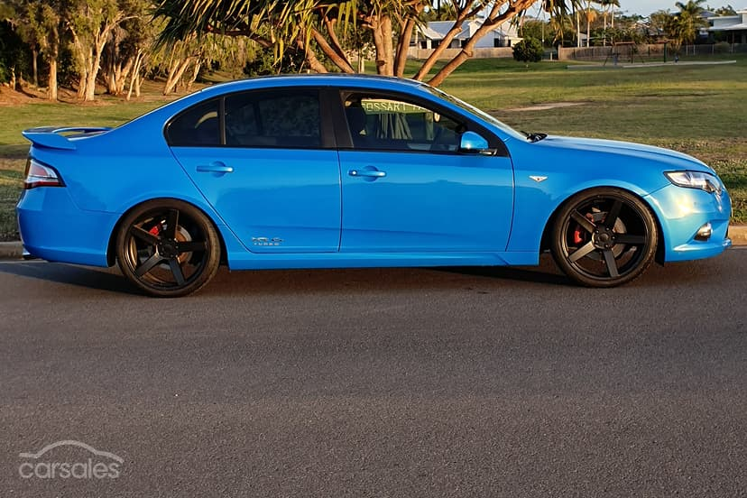 Ford Falcon XR6 Turbo cars for sale in Australia - carsales com au