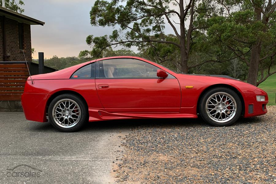 1989 Nissan 300zx Turbo Z31 S3 Manual Sse Ad 5941537 Carsalescomau