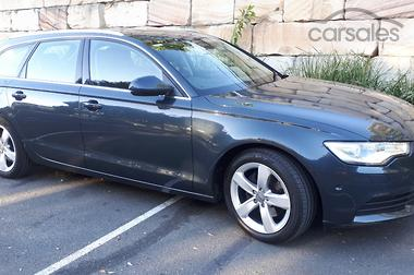New Used Audi A Wagon Cars For Sale In Australia Carsalescomau - Audi a6 wagon