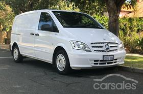 3fab02a124 New   Used Mercedes-Benz Vito 116CDI 639 cars for sale in Australia ...