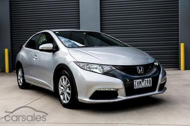 New Used Honda Civic Vti S Cars For Sale In Melbourne Victoria