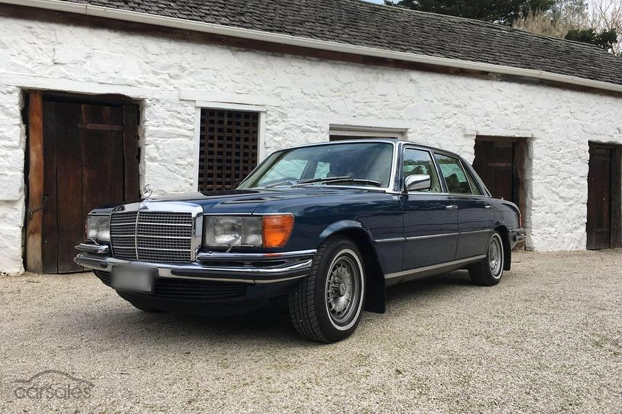 1979 Mercedes Benz 450sel 6 9 Auto Sse Ad 4557757 Carsales Com Au