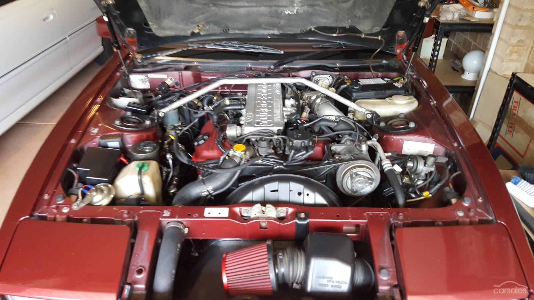 1984 Nissan 300ZX Z31 Auto-SSE-AD-6128932 - carsales com au