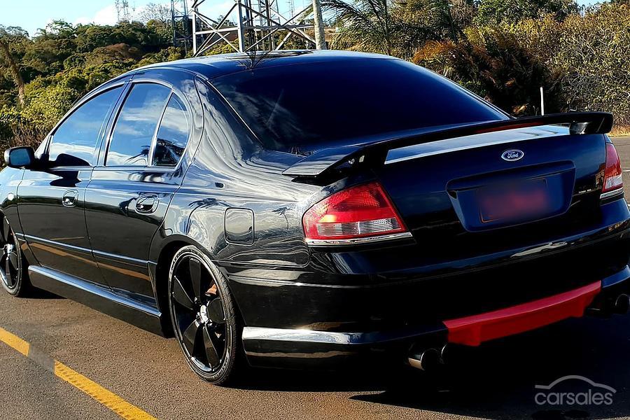 2005 Ford Falcon Xr8 Ba Mk Ii Manual Sse Ad 6348744 Carsales Com Au