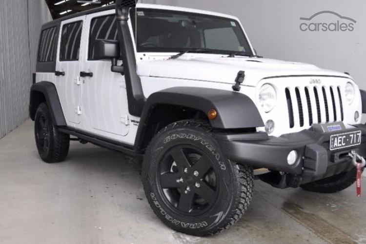 New Used Jeep Wrangler Diesel Cars For Sale In New South Wales