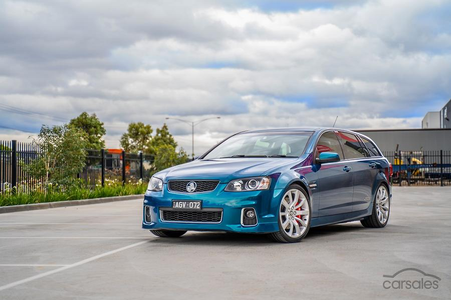 2012 Holden Commodore SS V Z Series VE Series II Manual MY12