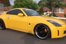 2005 Nissan 350z 35th Anniversary Z33 Manual My05