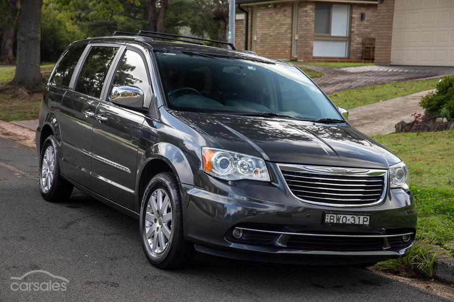 2011 Chrysler Grand Voyager Limited Auto MY11-SSE-AD-6029038