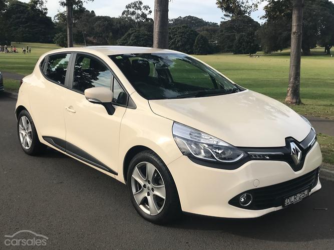 Renault clio carsales