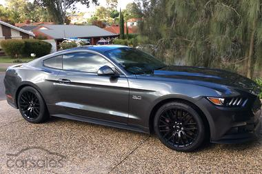 2016 Ford Mustang GT FM Auto MY17