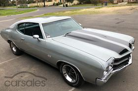 New Chevelle Ss >> New Used Chevrolet Chevelle Ss Cars For Sale In Australia