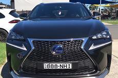 lexus nx 300h 2014 цена