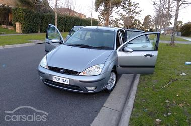 New Used Ford Focus Lx Cars For Sale In Victoria Carsales Com Au