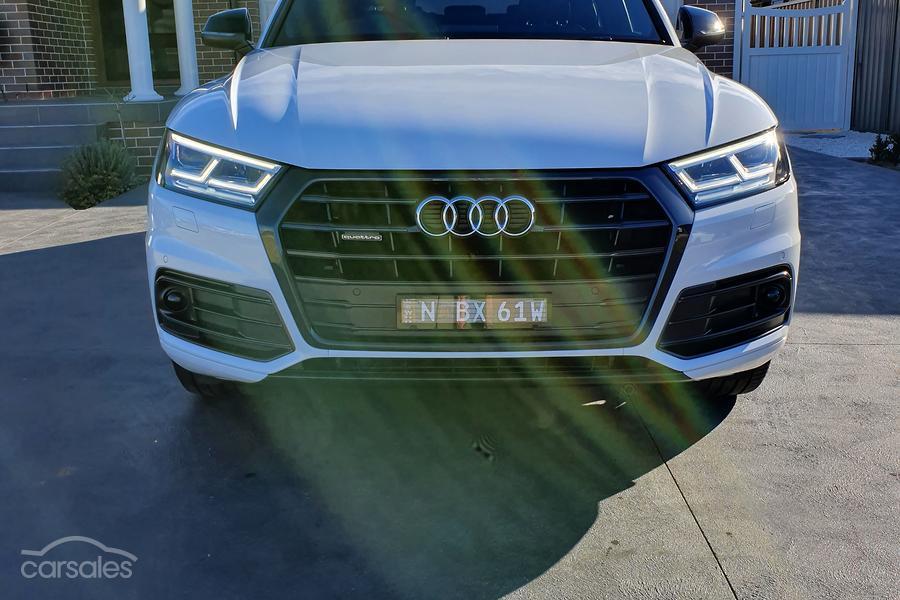 2018 Audi Q5 TDI sport Auto quattro ultra MY18-SSE-AD
