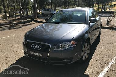New Used Audi A4 B7 Cars For Sale In Australia Carsalescomau