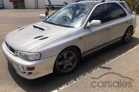 1999 Subaru Impreza WRX N Manual AWD MY99