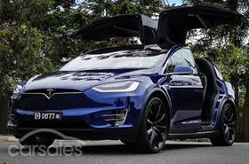 2017 Tesla Model X 90d Auto Awd