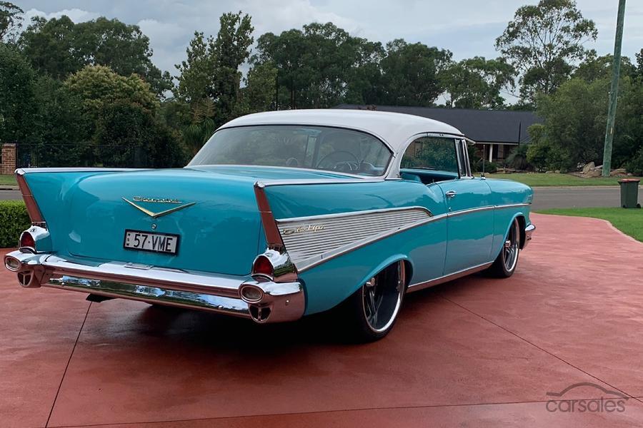 Bel Air Car >> 1957 Chevrolet Bel Air Sse Ad 5884053 Carsales Com Au