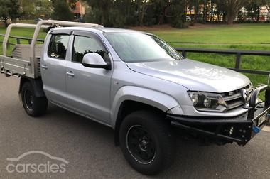 New Used Volkswagen Amarok Tradie Cars For Sale In Australia
