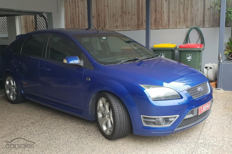 2007 Ford Focus Xr5 Turbo Ls Manual Sse Ad 6008457 Carsales Com Au