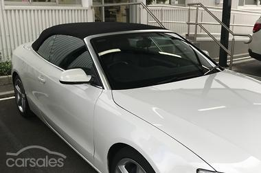 New Used Audi A White Doors Cars For Sale In Australia - Audi a5 white