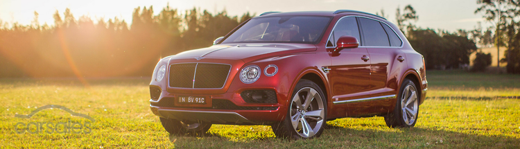 Bentley bentayga carsales