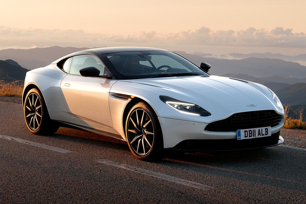 new aston martin db11 coupe cars for sale - carsales.au