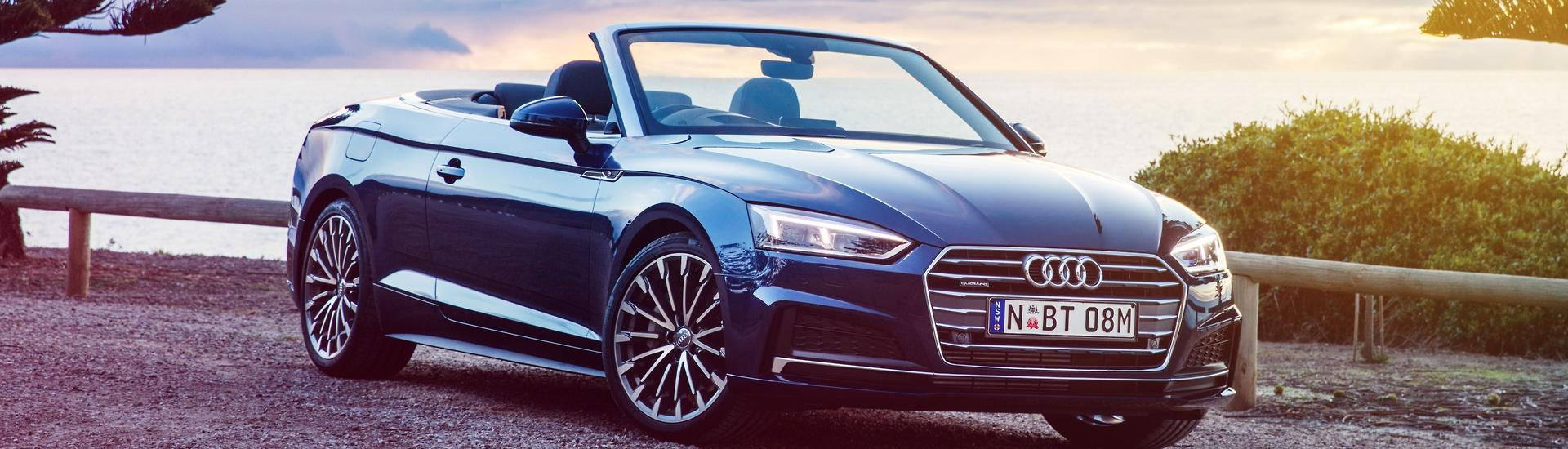 New Audi A Convertible Cars For Sale Carsalescomau - Audi convertible for sale