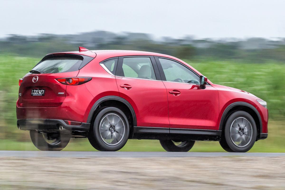New Mazda Cx 5 Suv Cars For Sale Remote Car Starter Exterior