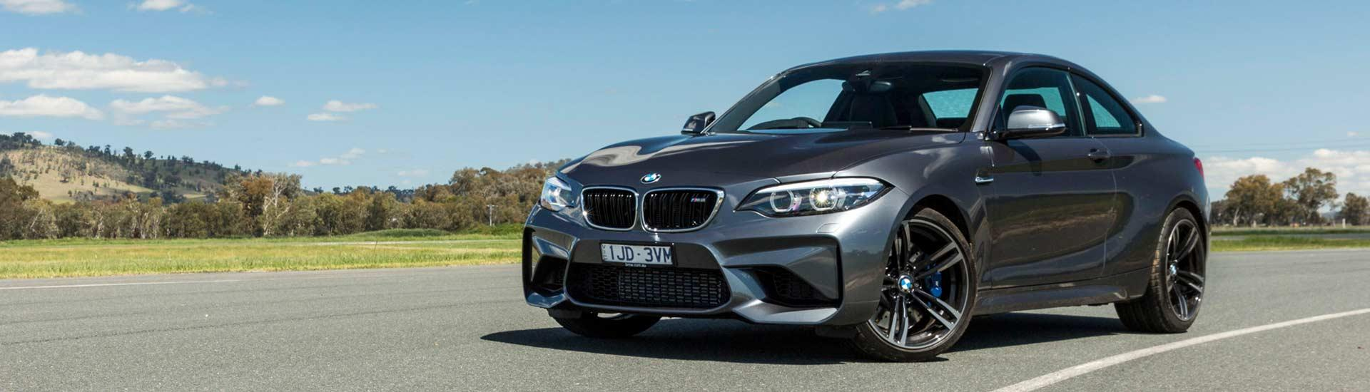 The BMW M2 wins Best Performance Car Under 100K in the Carsales ...