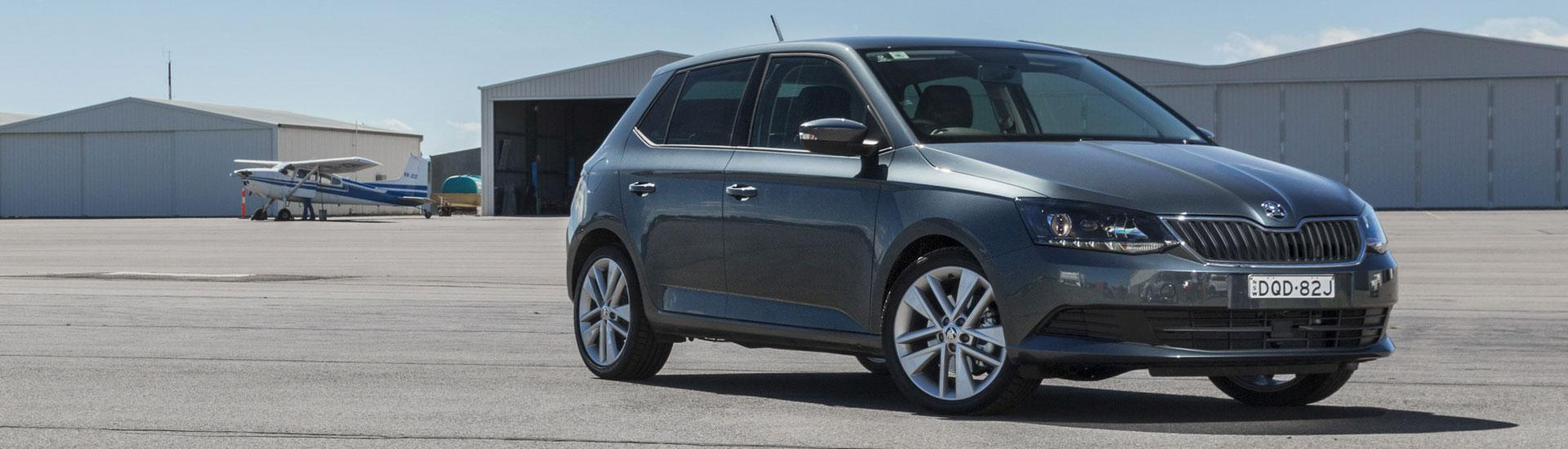 The SKODA Fabia wins Best First Car in the Carsales Car of the Year ...