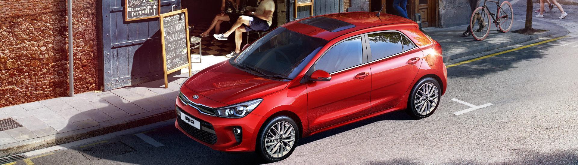New Kia Rio Hatch Cars For Sale Carsales Com Au