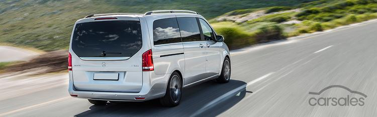 Mercedes Benz V Class People Mover