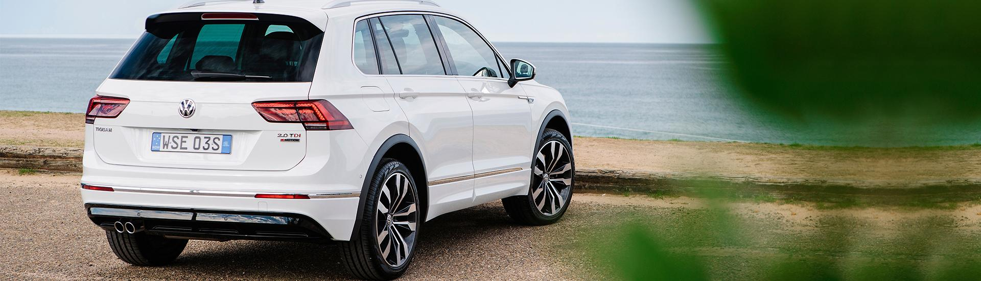 new volkswagen tiguan suv cars for sale - carsales.au