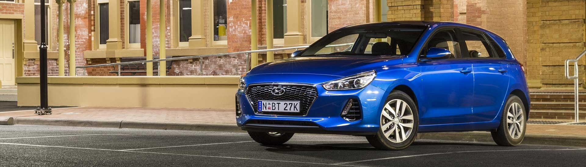 The Hyundai I30 Wins Best Family Car Under 30k In The Carsales Car