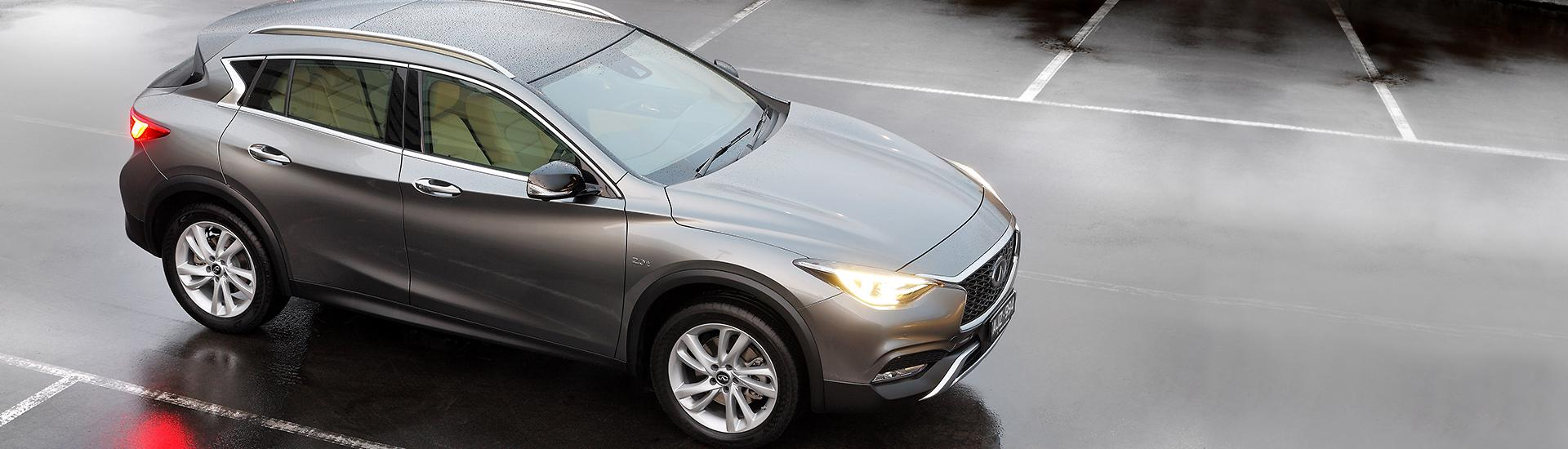 New Infiniti QX30 SUV Cars For Sale - carsales.com.au