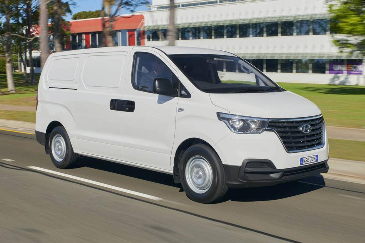 New Hyundai Iload Van Cars For Sale Carsales Com Au