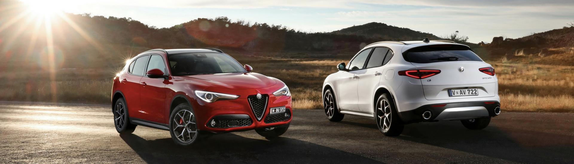 New Alfa Romeo Stelvio SUV Cars For Sale Carsalescomau - Alfa romeo for sale