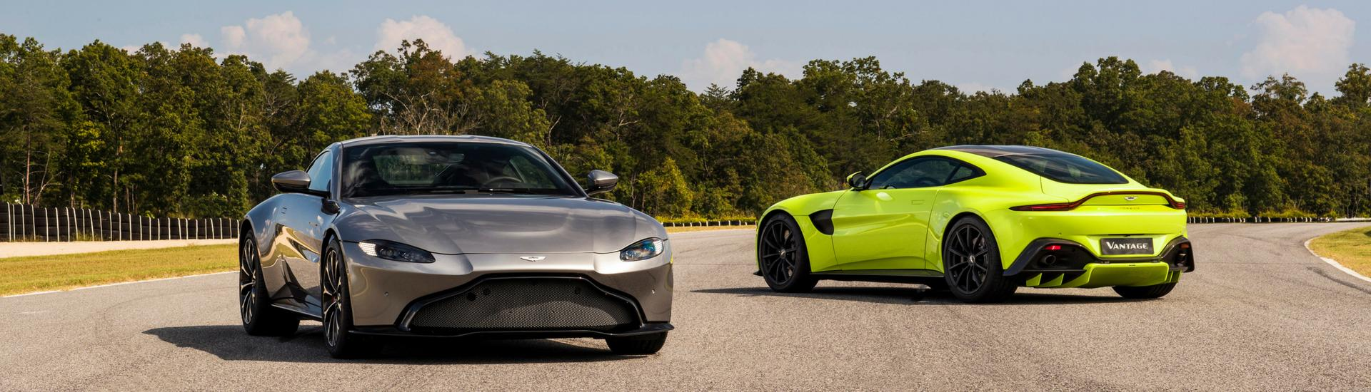 New Aston Martin Vantage Coupe Cars For Sale Carsales Com Au