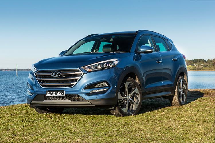 New Hyundai Tucson Suv Cars For Sale Carsales Com Au