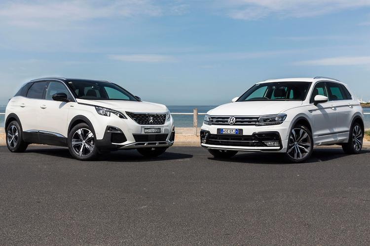 Peugeot Keyless System >> New Volkswagen Tiguan SUV Cars For Sale - carsales.com.au